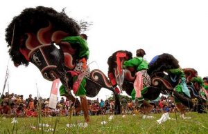 (Image : Kaskus) Info Budaya Jaranan Kesenian Prasejarah