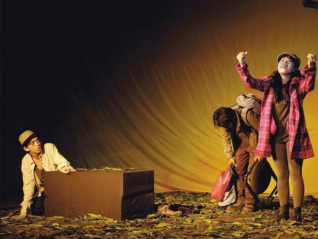 Info Budaya Seni pertunjukan Dramaturgi (Image koran-jakartacom)