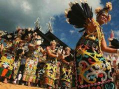 Info Budaya Tari Kinyah Uut Danum Kalimantan Barat