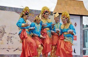 Info Budaya Tari Pingan Kalimantan Barat