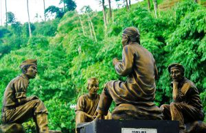 Info Budaya monumen jend.Sudirman