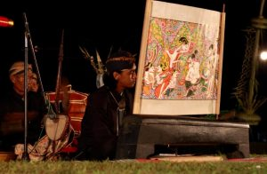 Info budaya Wayang Beber-etalases budaya panji