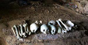 Info Budaya Tengkorak dan Tulang di Kete Kesu