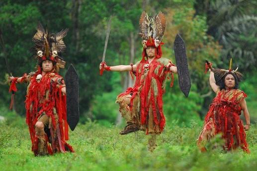 info budaya kebudayaan Minahasa