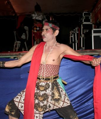 info budaya kesenian Mujiono penyebar tari boletan