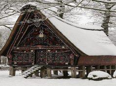info budaya rumah adat batak di Jerman Image tribunnews