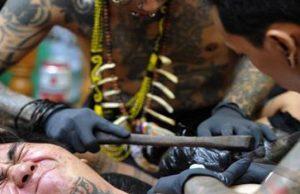 info budaya tato tertua di dunia