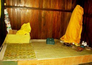 info budaya tempat doa atau riual dalam banua oge