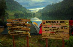 info-budaya-wisata-alam-ranu-kumbolu-surga-gunung-semeru