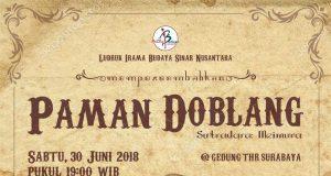 Info Budaya Salah Satu Karya Meimura di THR Surabaya
