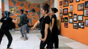 Info Budaya Post Festival 2018 Proses Latihan Sugi Performing art
