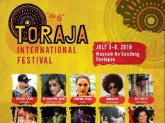 Info Budaya Toraja Internasional Festival 2018 (Image halotorajautara)