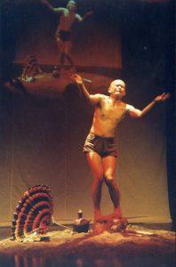 Info budaya Meimura dalam sebuah Pertunjukan