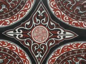 Info budaya kesenian gorga batak (image : faninazarablogspotcom)