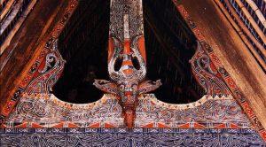 info budaya kerajinan ukir gorga batak (Image tobadetourcom)