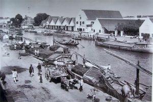 Wisata Sejarah Info budaya, Pelabuhan Kali Mas Suarabaya (Imange : Surabayaonline co)