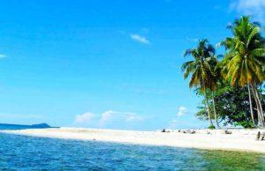 Wisata alam pulau randayan di daerah seribu sungai (Image : indo-kaya com)