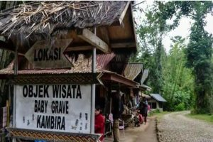 budaya Indonesia Objek Wisata Kambira (Image : portalsolata com)
