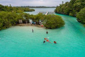 Info Budaya Destinasi wisata di Pulau Baer (Image Kompas com)