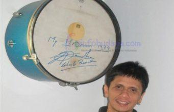 Gilang Ramadhan Jadi drummer mungkin memang karena ayah saya yang seorang seniman
